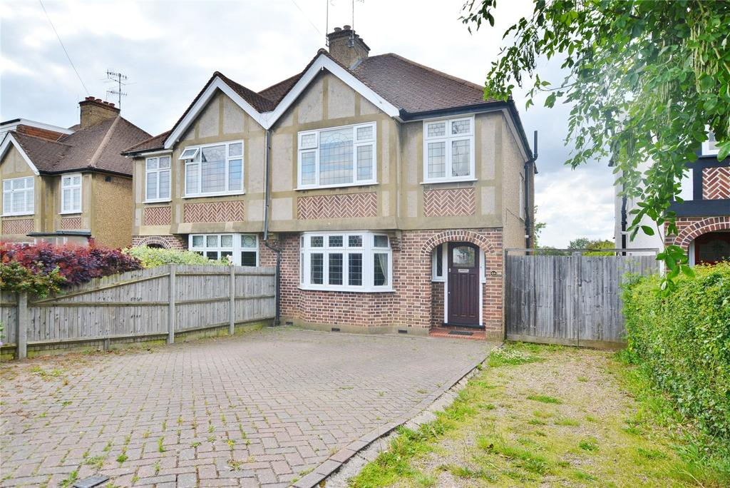 3 Bedrooms Semi Detached House for sale in Coldharbour Lane, Bushey, Hertfordshire, WD23