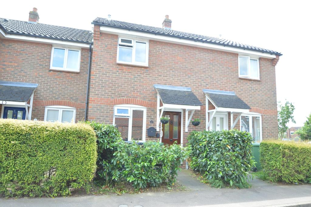 2 Bedrooms Terraced House for sale in Little Hyde Road, Great Yeldham, Halstead CO9