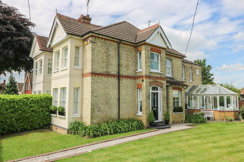 4 Bedrooms Semi Detached House for sale in Western Road, Billericay CM12