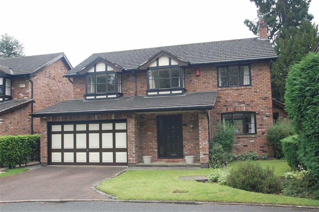 4 Bedrooms Detached House for sale in Grosvenor Close, Wilmslow, Cheshire