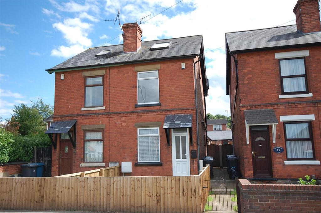 3 Bedrooms Semi Detached House for sale in Grantham Road, Radcliffe on Trent, Nottingham