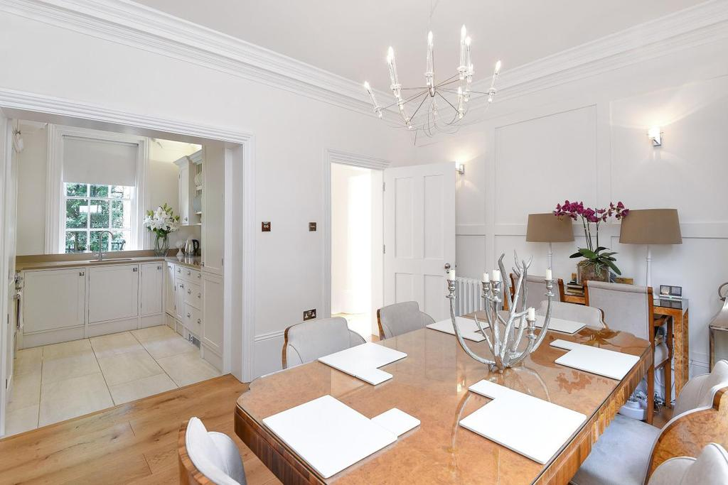 2 Bedrooms Terraced House for sale in King Edward Walk, Lambeth North, SE1