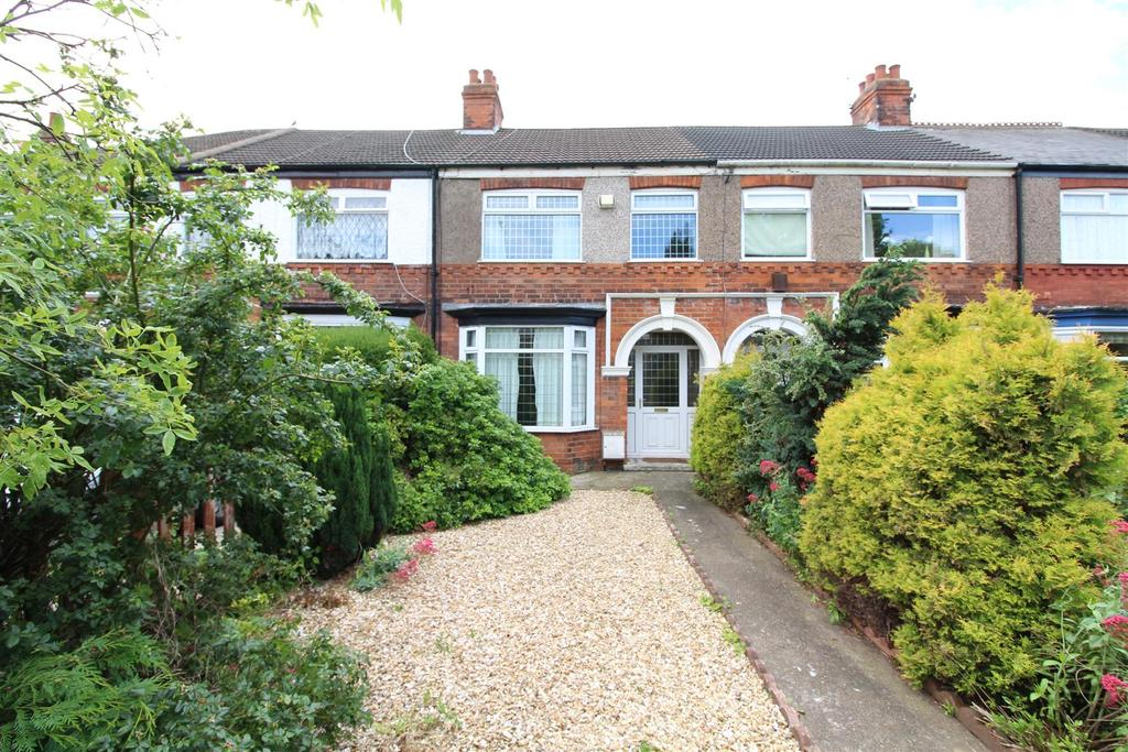 3 Bedrooms Terraced House for sale in Yarborough Road, Grimsby, DN34 4EG