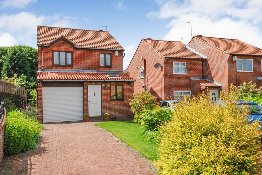3 Bedrooms Detached House for sale in Balmoral Way, Felling