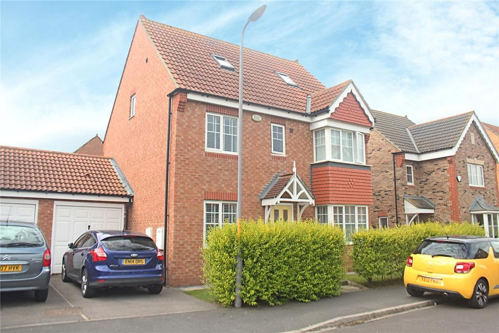 5 Bedrooms Detached House for sale in Apsley Way, Ingleby Barwick