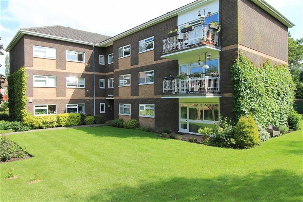 2 Bedrooms Apartment Flat for sale in Westholme Court, Horseshoe Lane, Alderley Edge