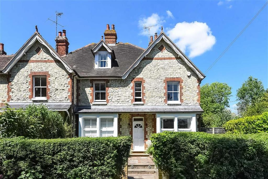 6 Bedrooms Semi Detached House for sale in Church Road, Petersfield, Hampshire, GU32