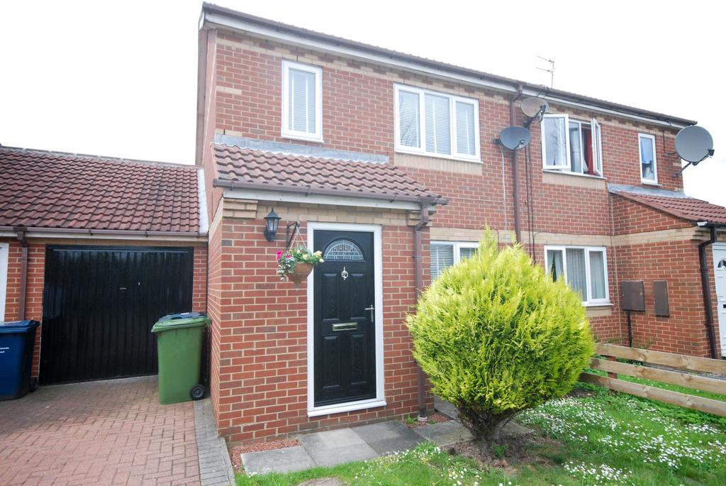 3 Bedrooms Semi Detached House for sale in Pinewood, Hebburn