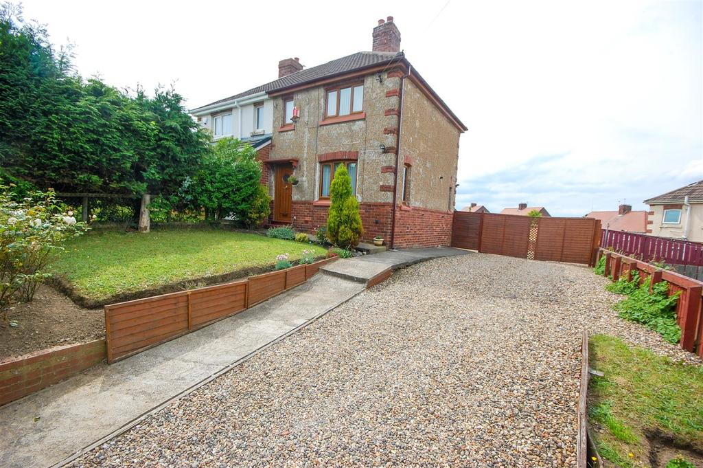 2 Bedrooms Semi Detached House for sale in Hill Brow, Sunderland