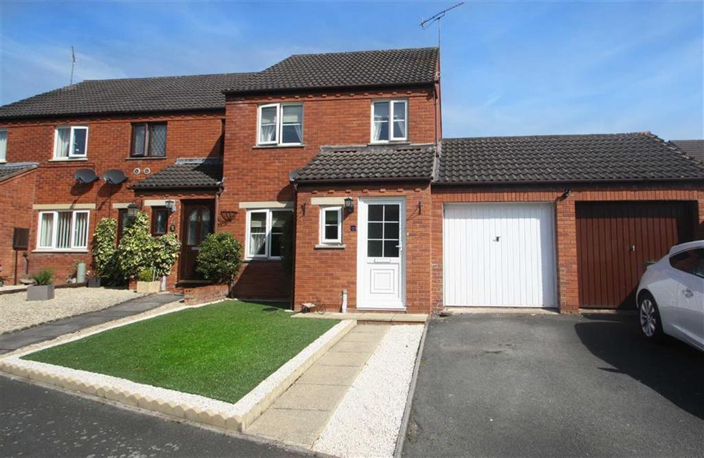 3 Bedrooms Terraced House for sale in Westholme Road, BELMONT, Hereford