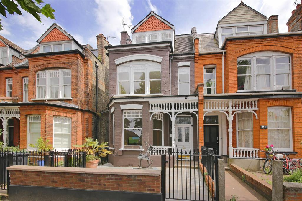 5 Bedrooms House for sale in Tetherdown, Muswell Hill, London
