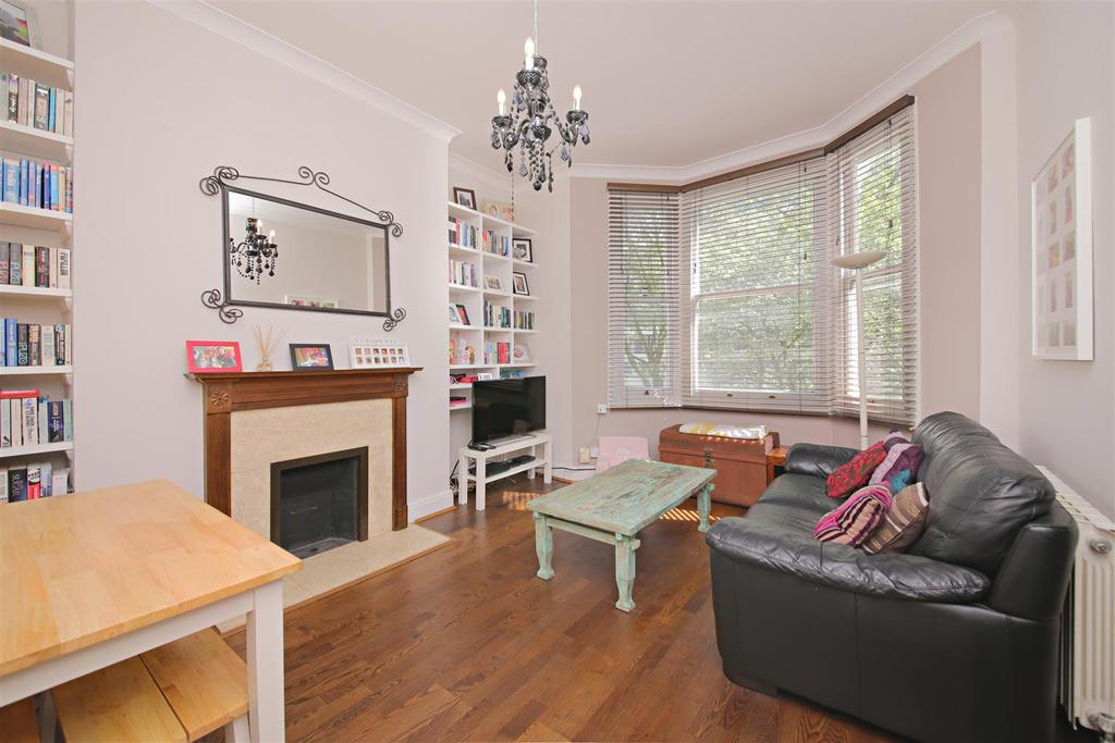 2 Bedrooms Flat for sale in Mansfield Road, London