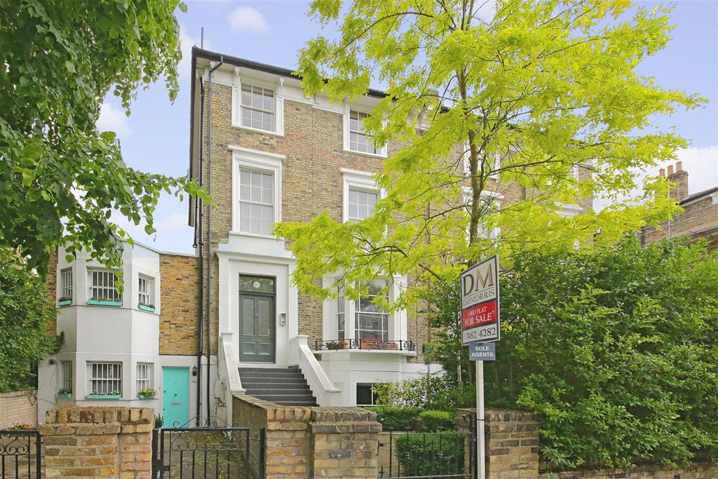 2 Bedrooms House for sale in Parkhill Road, London