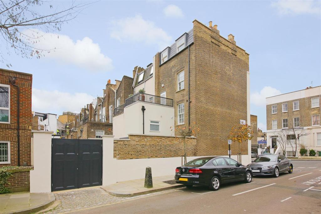 4 Bedrooms House for sale in Grafton Terrace, London