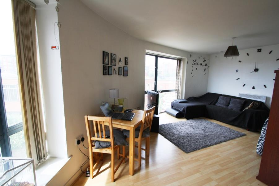 2 Bedrooms Apartment Flat for sale in MARSHALL STREET, THE ROUND FOUNDRY, LEEDS, LS11 9AB