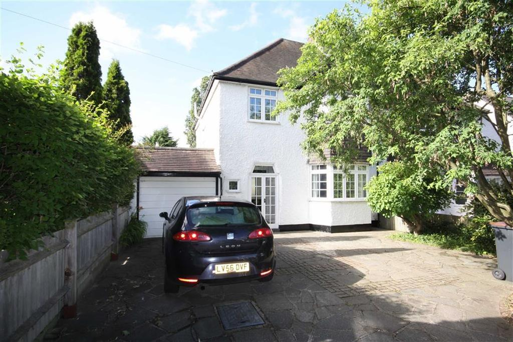 3 Bedrooms Semi Detached House for sale in Petts Wood Road, Petts Wood