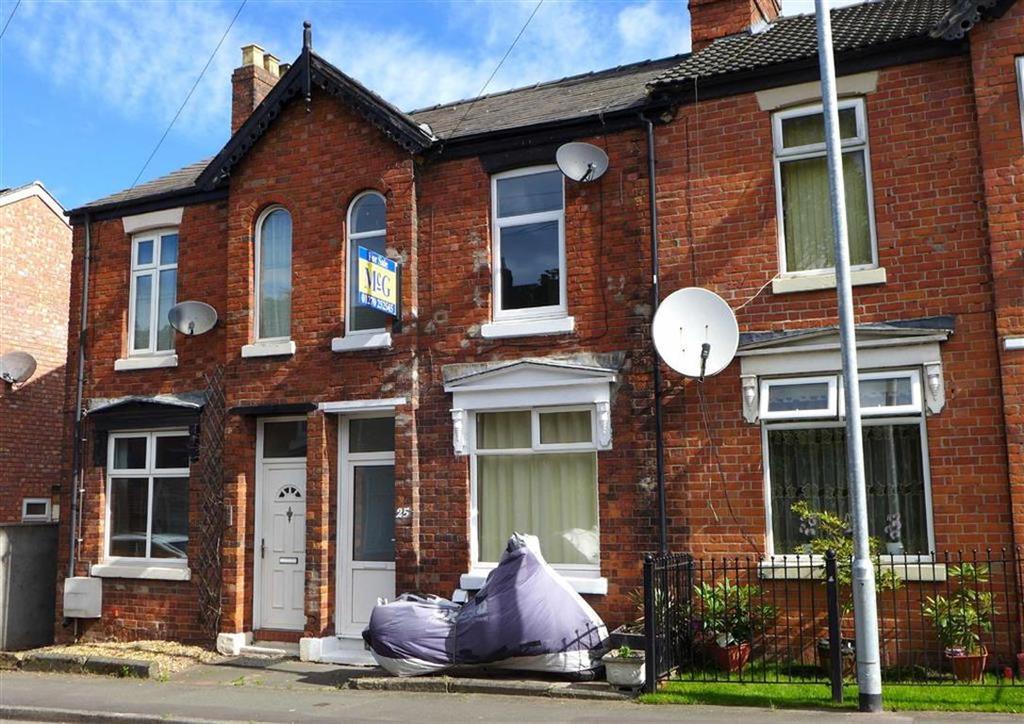 2 Bedrooms Terraced House for sale in Wistaston Road, Crewe