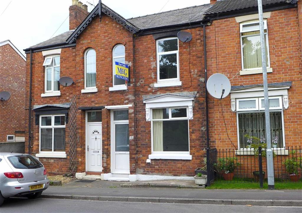2 Bedrooms Terraced House for sale in Wistaston Road, Crewe
