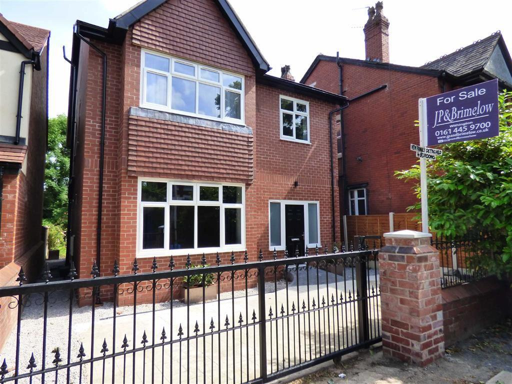 4 Bedrooms Detached House for sale in Mauldeth Road West, Withington, Manchester, M20