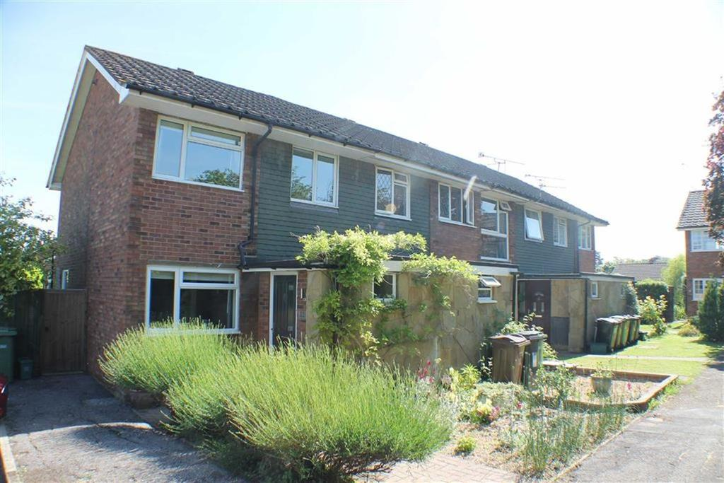 3 Bedrooms End Of Terrace House for sale in Fairfield Close, Harpenden, Hertfordshire, AL5