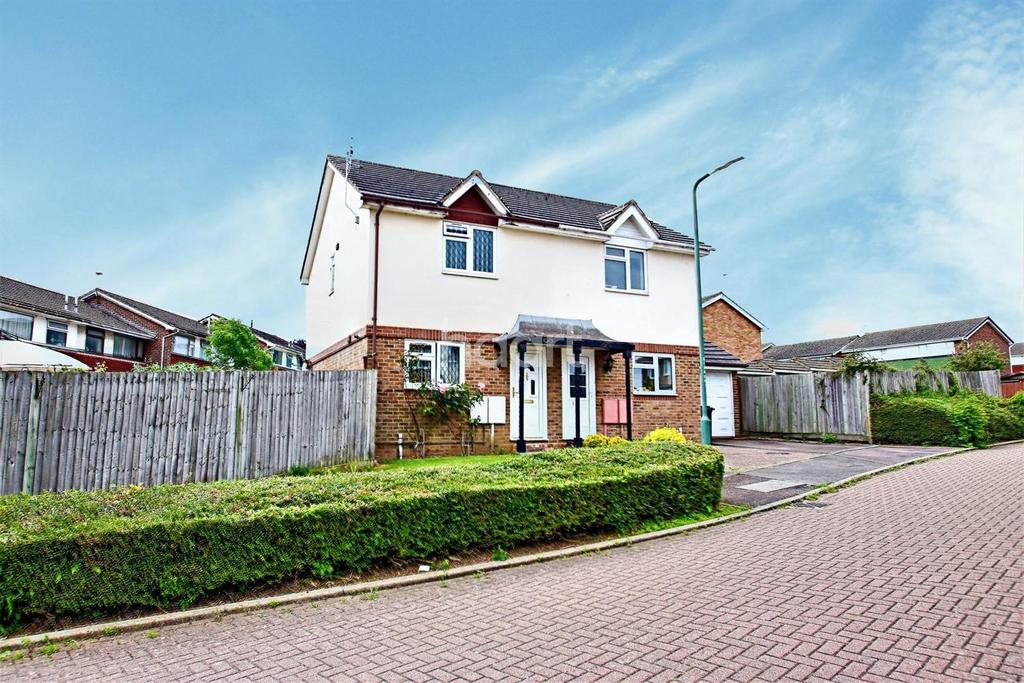 2 Bedrooms Semi Detached House for sale in Maidstone