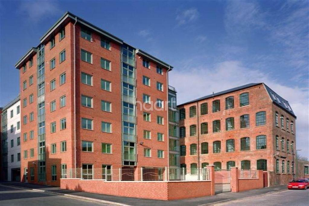 2 Bedrooms Flat for sale in Raleigh Square, Raleigh Street