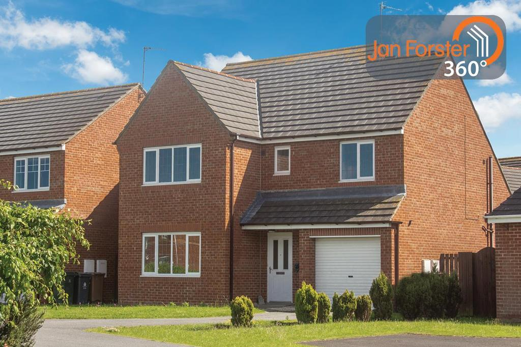 4 Bedrooms Detached House for sale in Holyfields, West Allotment
