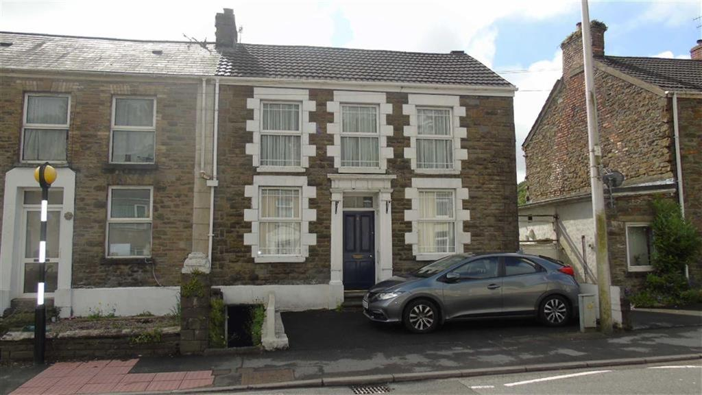 3 Bedrooms End Of Terrace House for sale in Panteg, Llanelli, SA15