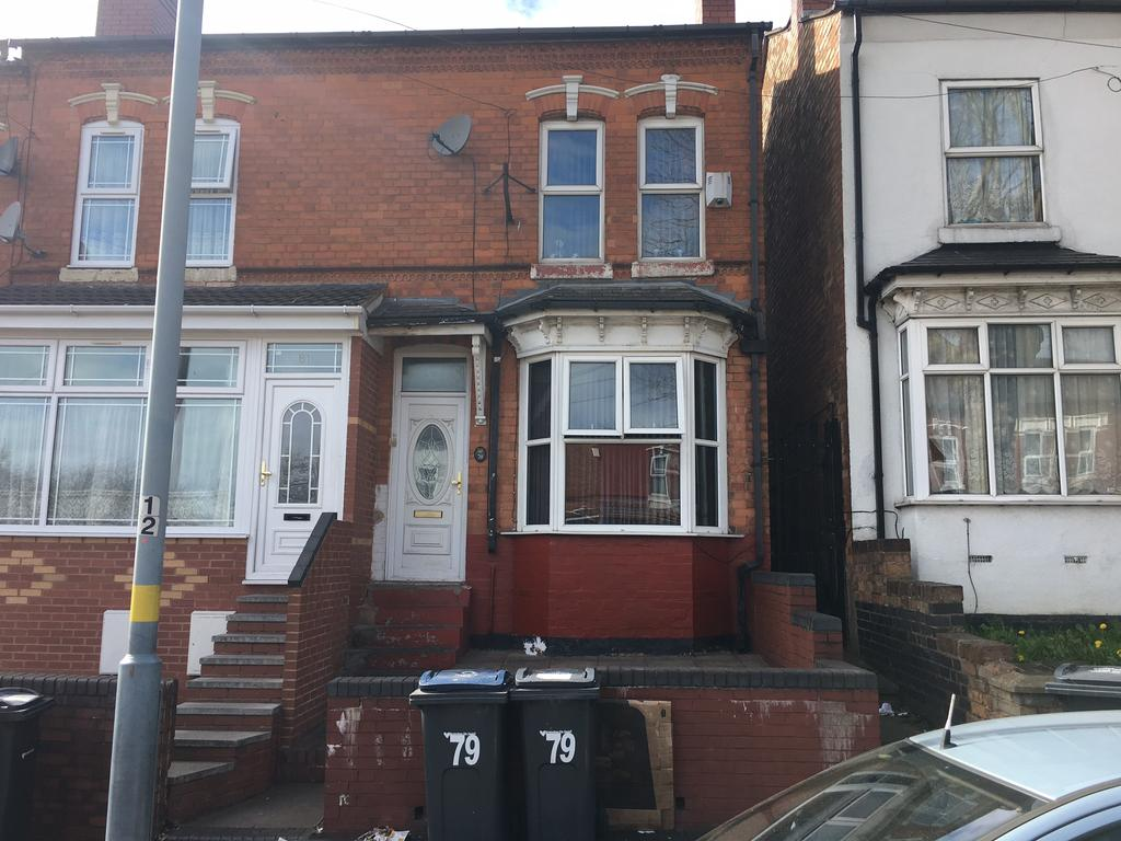 3 Bedrooms Terraced House for sale in Mansell Road, Small Heath, Birmingham B11