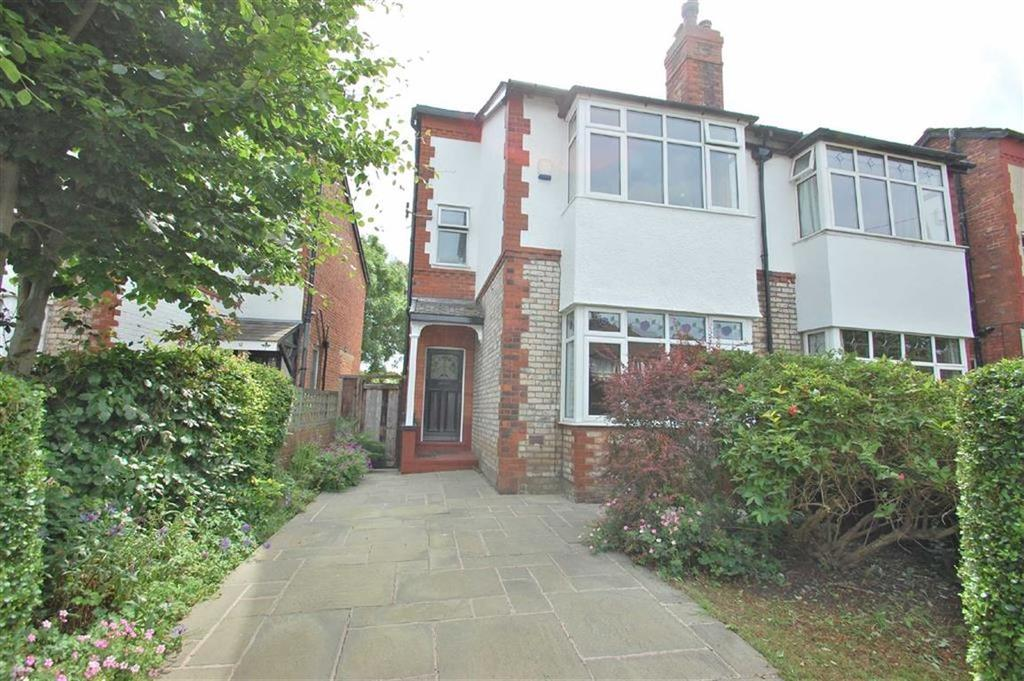 3 Bedrooms Semi Detached House for sale in Hazelwood Road, Stockport, Cheshire