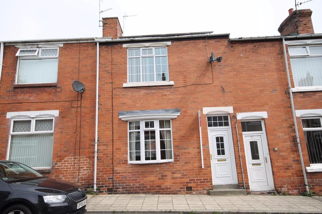 3 Bedrooms Terraced House for sale in Bainbridge Avenue, Willington, Crook