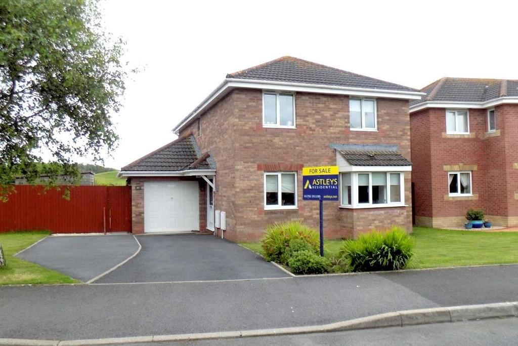4 Bedrooms Detached House for sale in Sandpiper Road, Llanelli