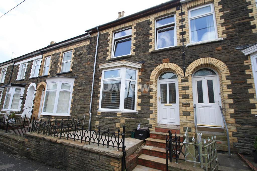 2 Bedrooms Terraced House for sale in Penywain Street, Wainfelin, Pontypool