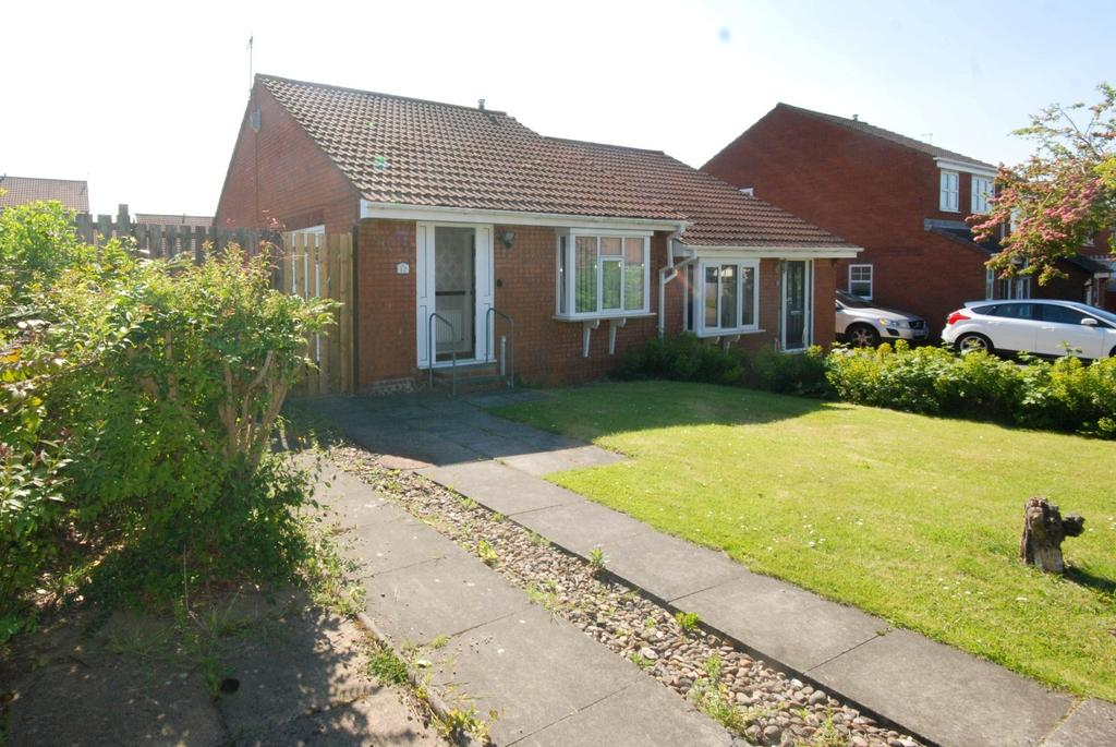 2 Bedrooms Bungalow for sale in Cliffside, South Shields