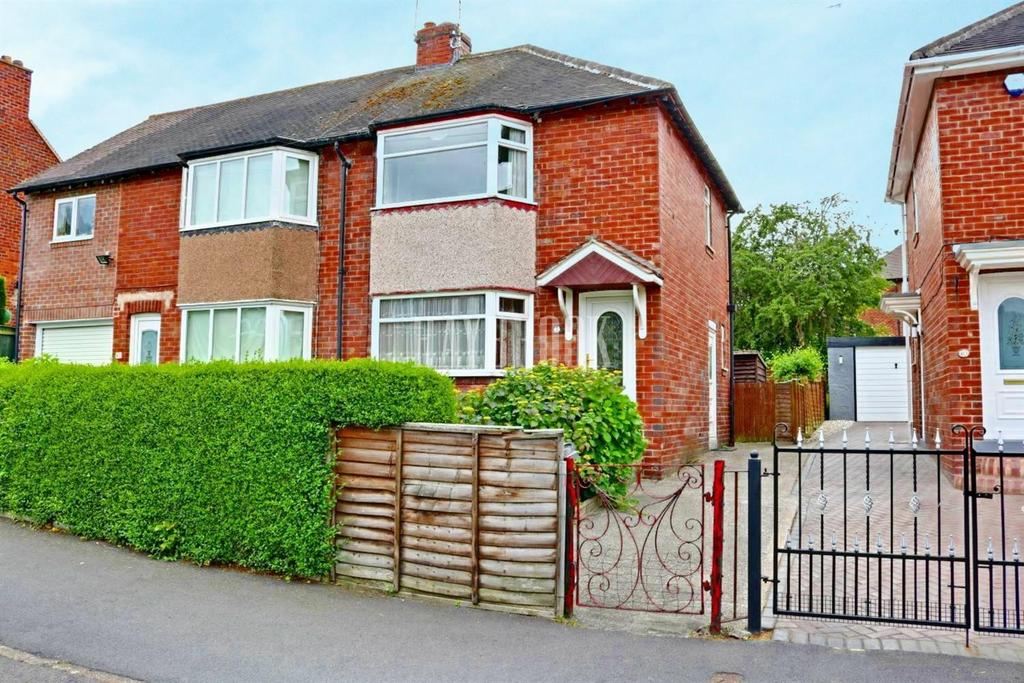 2 Bedrooms Semi Detached House for sale in Alport Road, Frecheville, S12