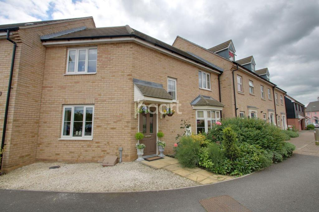 2 Bedrooms Terraced House for sale in Bury St Edmunds