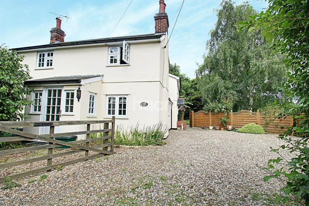 4 Bedrooms Detached House for sale in Holly Lane, Great Horkesley, CO6