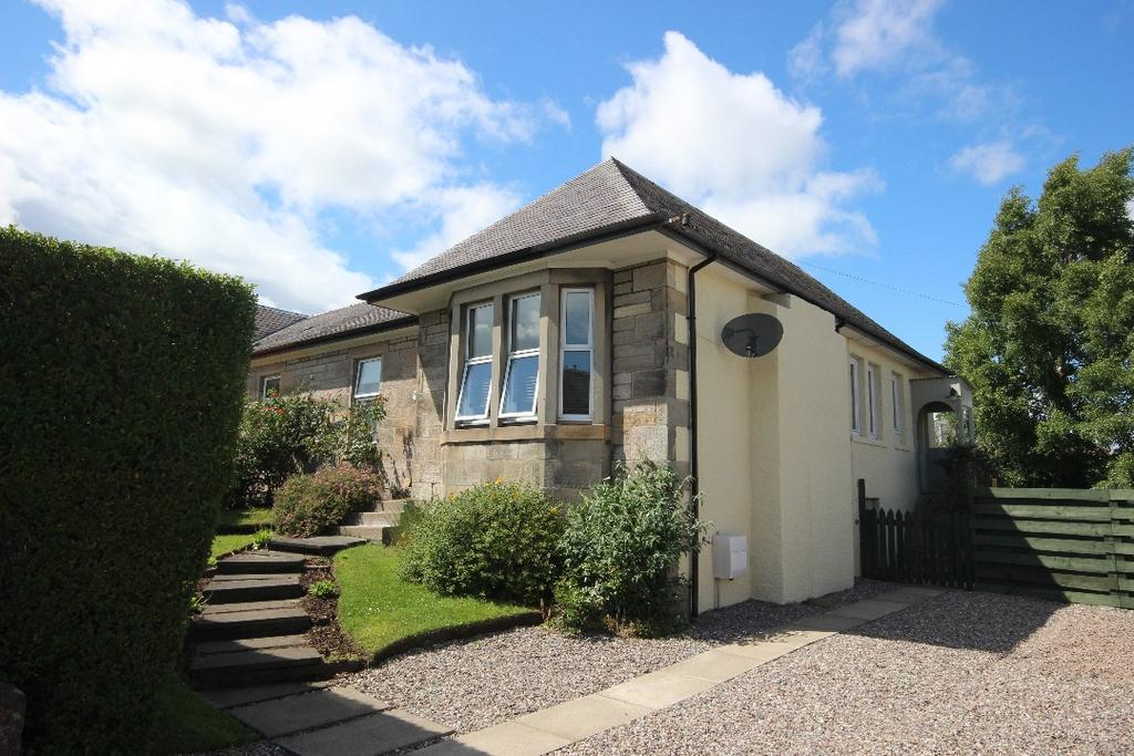 3 Bedrooms Semi Detached House for sale in Mayfield, 109 Needless Road, Perth, Perthshire , PH2 0LB