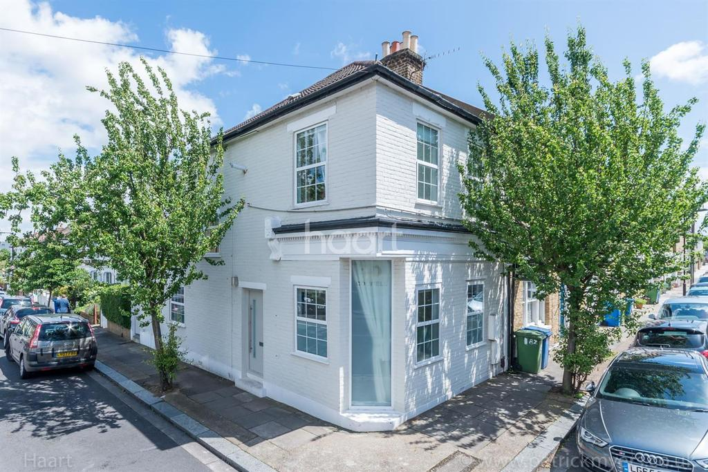 3 Bedrooms End Of Terrace House for sale in Colwell Road, East Dulwich, London SE22