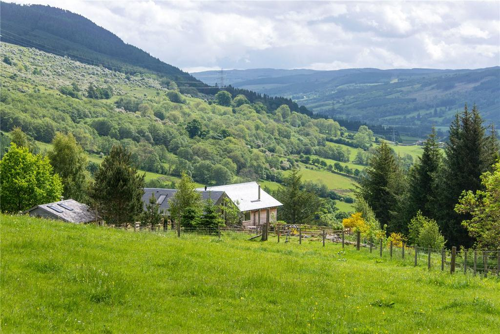 6 Bedrooms Equestrian Facility Character Property for sale in Litigan and Silverburn Cottage, Keltneyburn, Aberfeldy, Perthshire