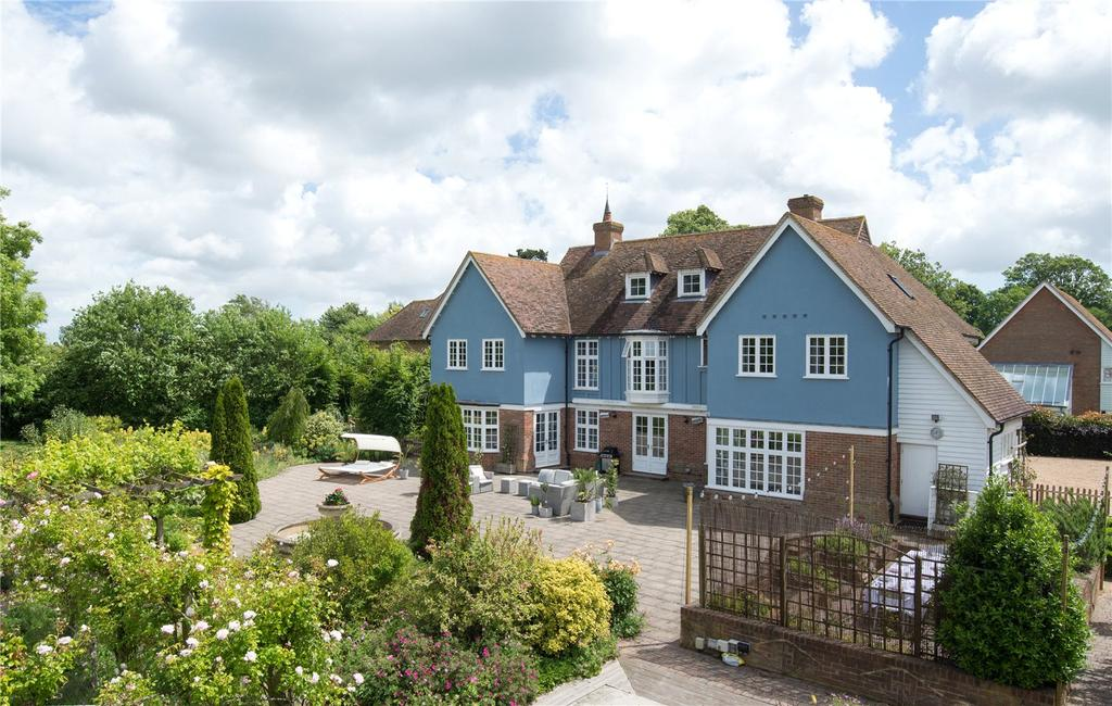 6 Bedrooms Detached House for sale in Ickham Court Farm, The Street, Ickham, Canterbury