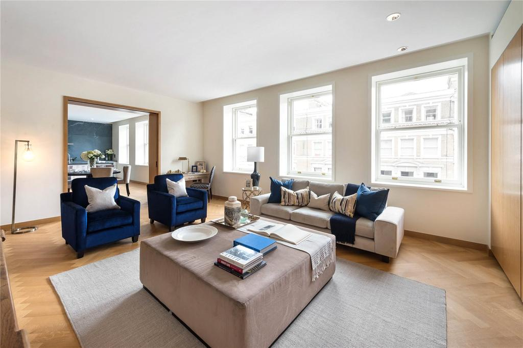 2 Bedrooms Flat for sale in One Kensington Gardens, De Vere Gardens, London