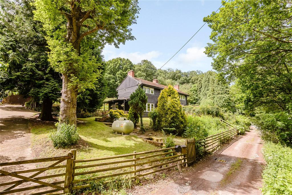 3 Bedrooms Semi Detached House for sale in Whitcliffe Wood, Whitcliffe, Ludlow, Shropshire