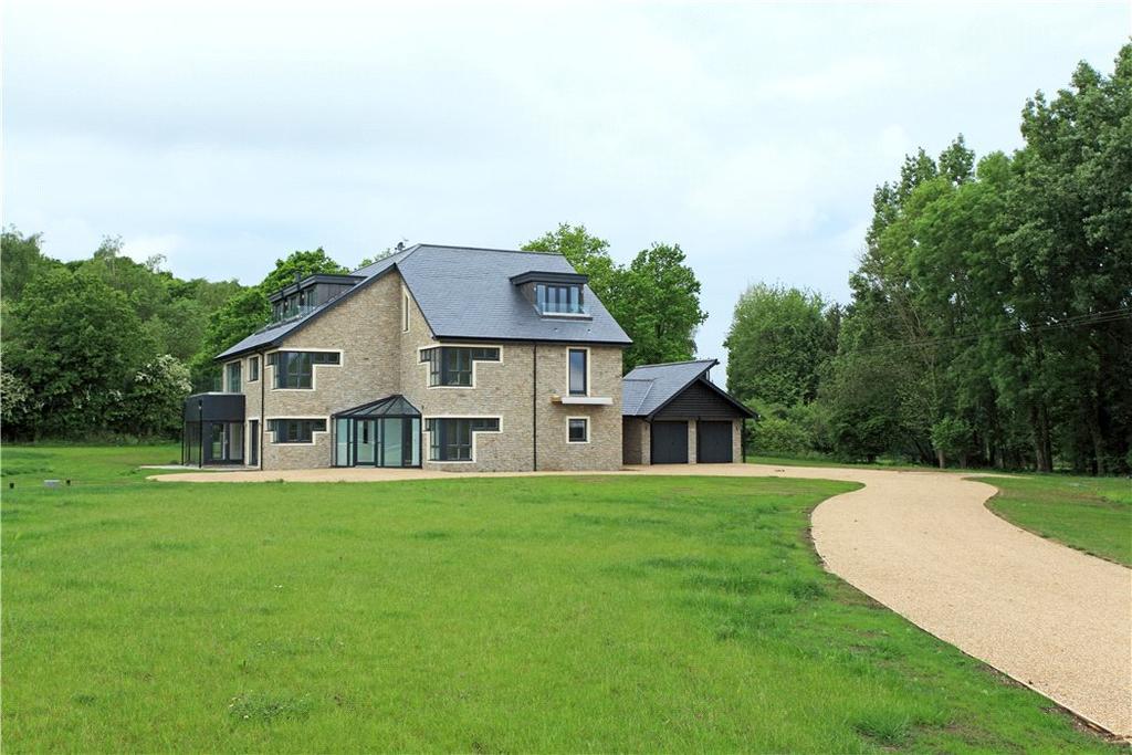 6 Bedrooms Detached House for sale in Butcherfield Lane, Hartfield, East Sussex, TN7