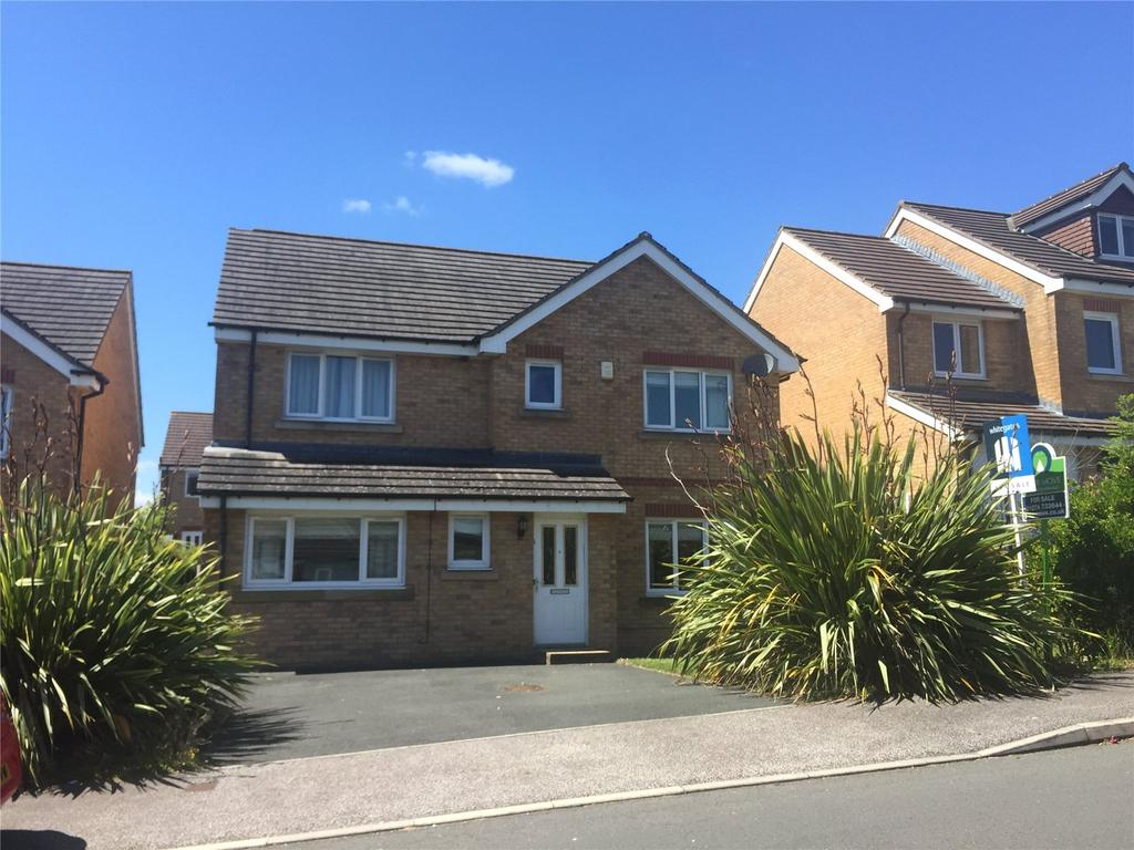 4 Bedrooms Detached House for sale in Bescot Way, Shipley, Bradford, West Yorkshire, BD18