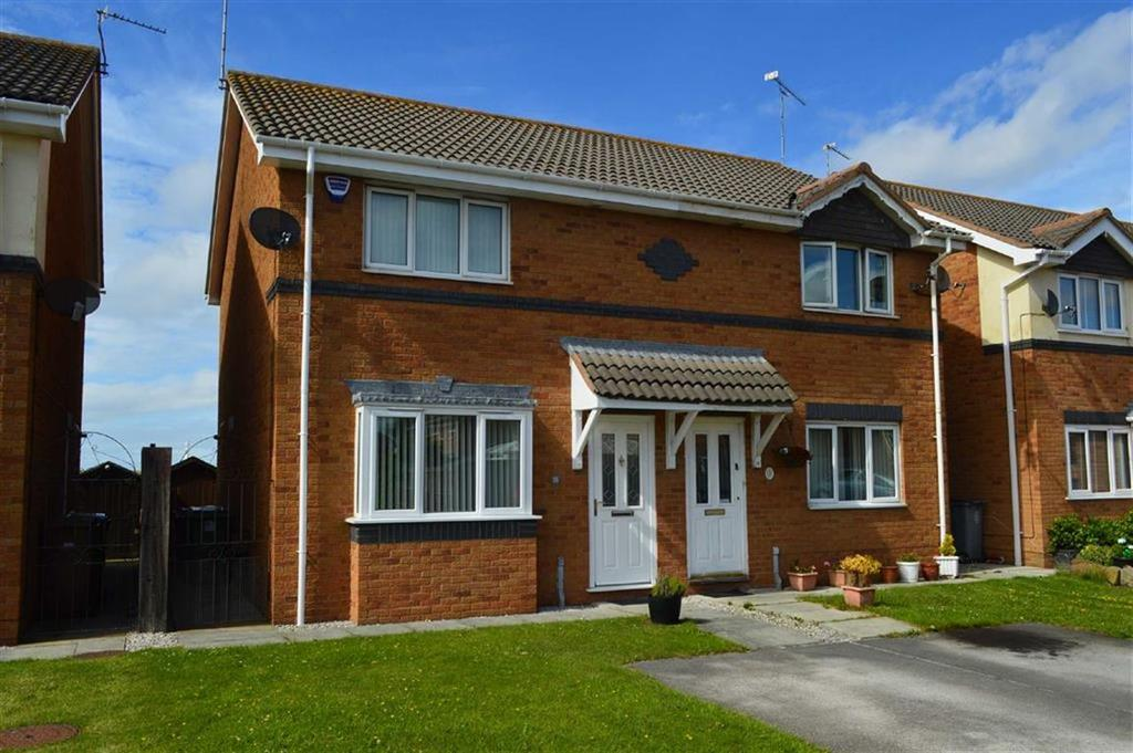 2 Bedrooms Semi Detached House for sale in Leasowe Gardens, CH46
