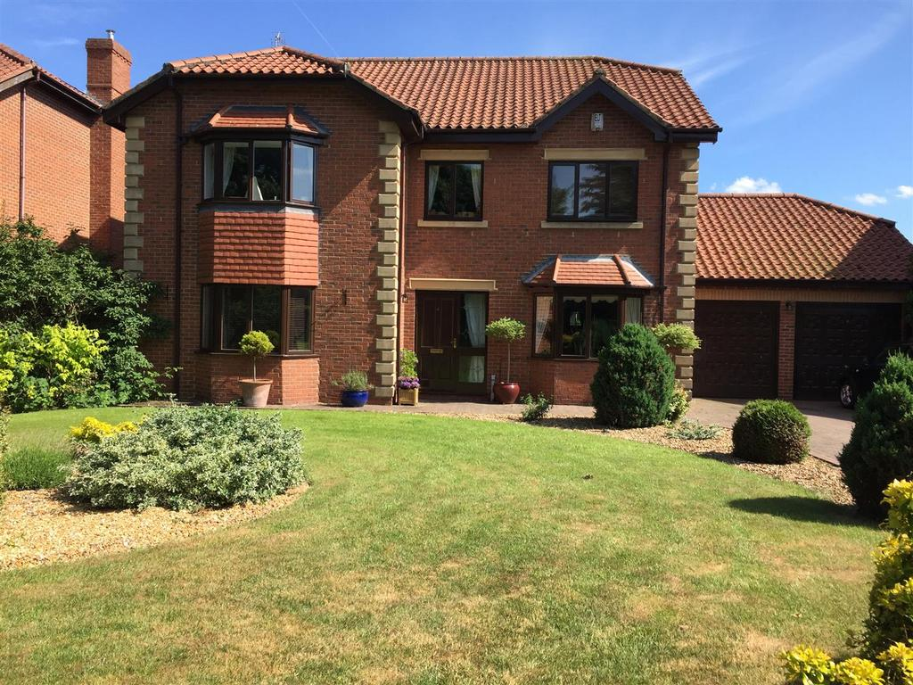 5 Bedrooms House for sale in Wynyard Court, Thorpe Thewles, Stockton-On-Tees