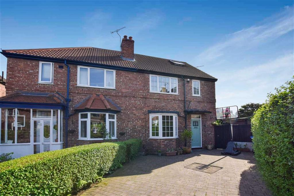 4 Bedrooms Semi Detached House for sale in Whiteley Place, Altrincham, Cheshire, WA14