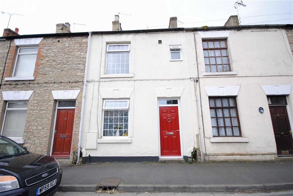 2 Bedrooms Terraced House for sale in High Street, South Milford, Leeds, LS25