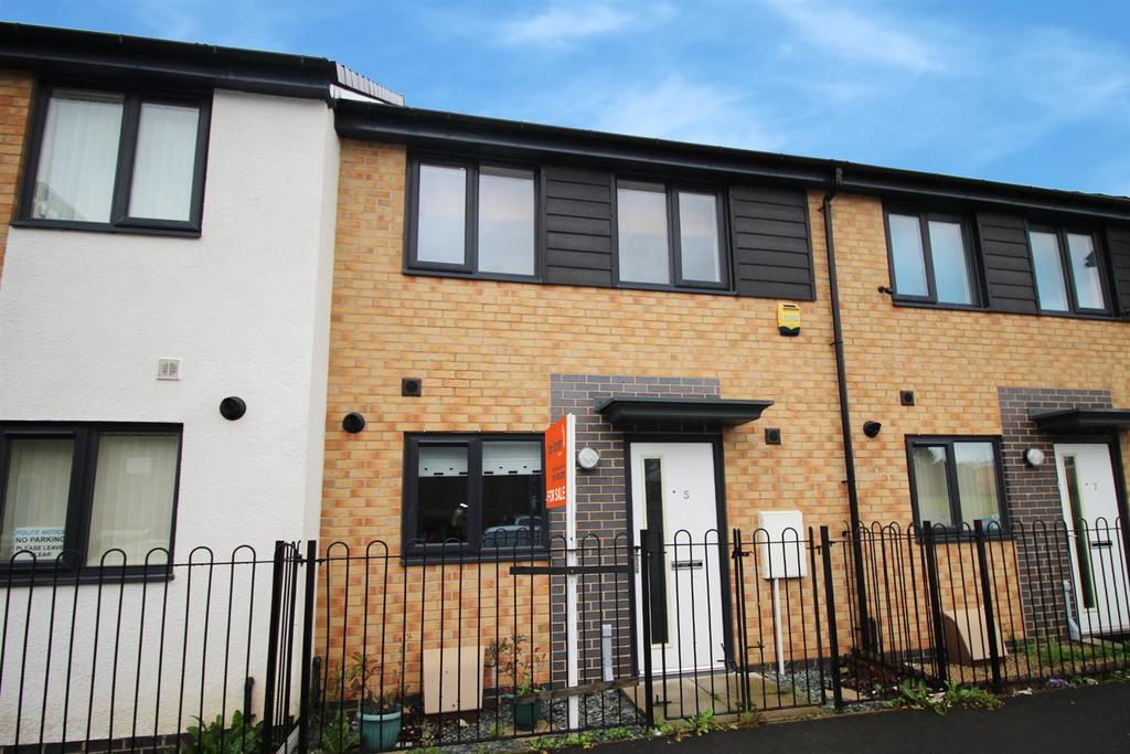 2 Bedrooms Terraced House for sale in Colwyne Place, Newcastle Upon Tyne